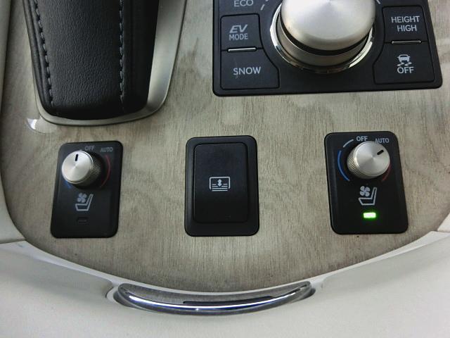 LS600h バージョンC Iパッケージ 4WD ナビ革SR(14枚目)