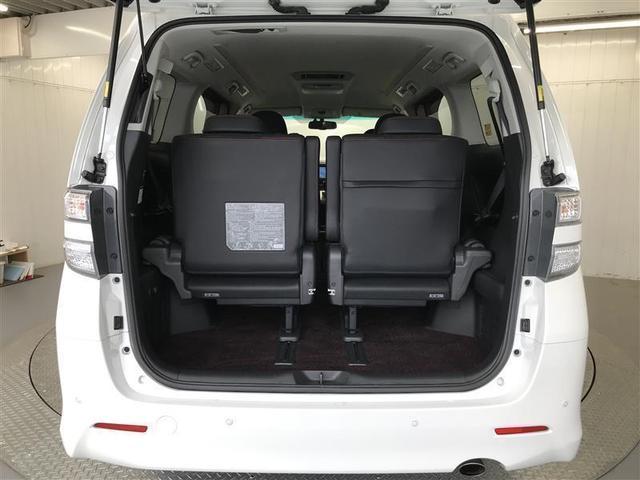 2.4Z ゴールデンアイズ フルセグ HDDナビ DVD再生 ミュージックプレイヤー接続可 後席モニター バックカメラ ETC 両側電動スライド HIDヘッドライト 乗車定員7人 3列シート ワンオーナー(21枚目)