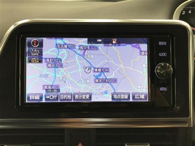 G フルセグ メモリーナビ DVD再生 ミュージックプレイヤー接続可 バックカメラ 衝突被害軽減システム ETC ドラレコ 両側電動スライド ウオークスルー 乗車定員7人 3列シート ワンオーナー(8枚目)