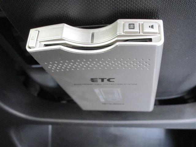 ETC車載器つきです。高速道路での優越感+早朝&深夜などの割引もありお得です