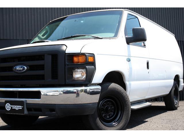 フォード フォード E-150 エコノライン カーゴフェイス ETC キーレス 社外ヘッド