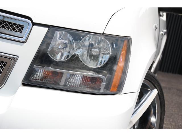 シボレー シボレー サバーバン オートチェック付き実走行車 レグザーニ26AW 社外マフラ