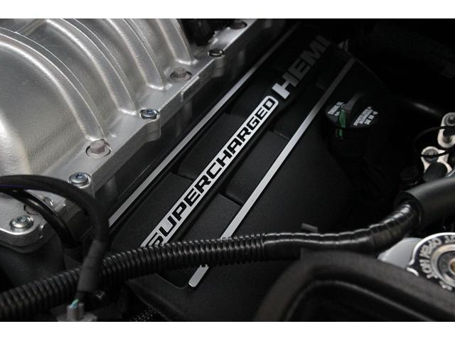 SRT ヘルキャット ワイドボディ 2020yモデル新車(56枚目)