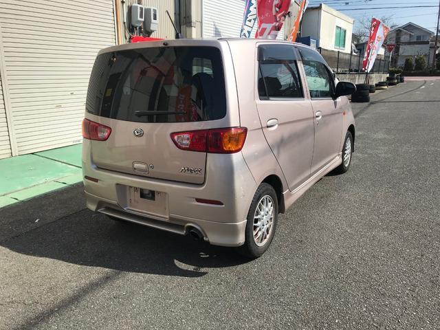 「ダイハツ」「MAX」「コンパクトカー」「愛知県」の中古車11
