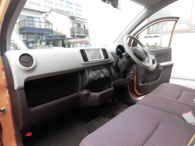 トヨタ パッソ プラスハナ 純正SD地デジナビ Bluetooth AUX