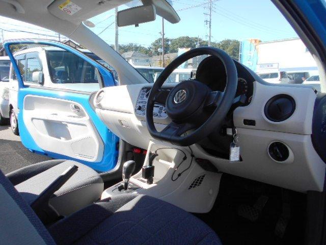 「フォルクスワーゲン」「VW アップ!」「コンパクトカー」「愛知県」の中古車11