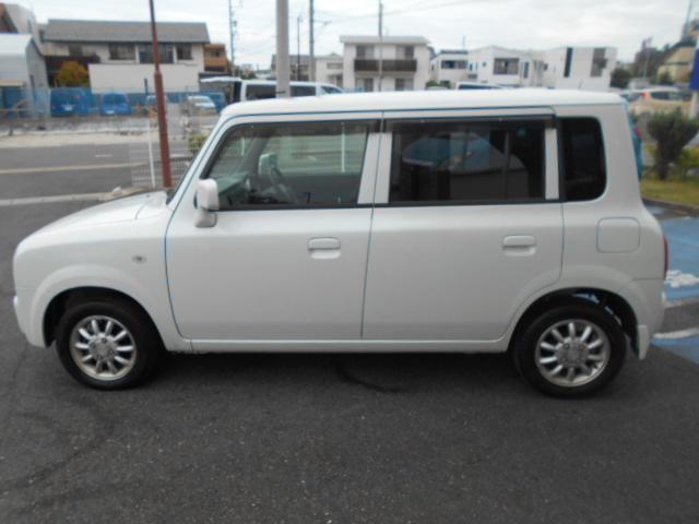 「スズキ」「アルトラパン」「軽自動車」「愛知県」の中古車5