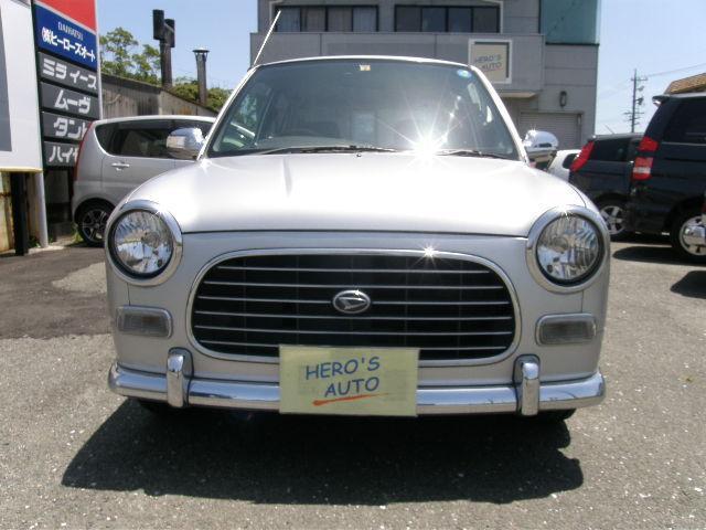 新しく入庫しました!!ミラジーノ、2年車検受け渡し車両になります。支払額:¥ 218,000円