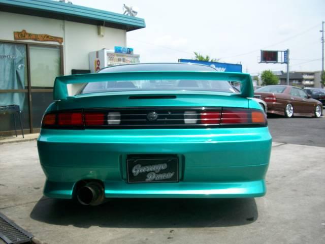 K's オリジナルペイントNEWワーク17アルミ車高調(3枚目)