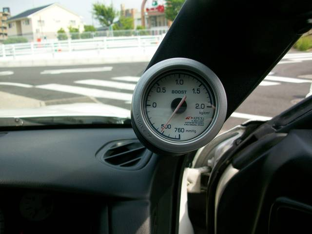 K's フルエアロNEW車高調前置きIC(9枚目)
