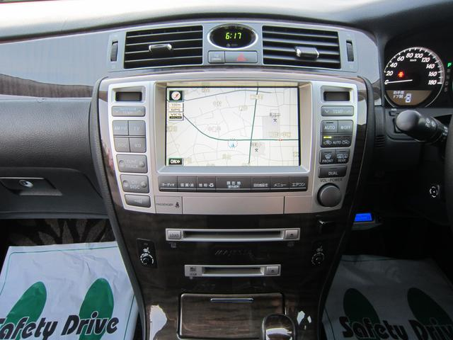 トヨタ クラウンマジェスタ Cタイプ20インチサスコン黒革サンルーフ地デジHIDフォグ