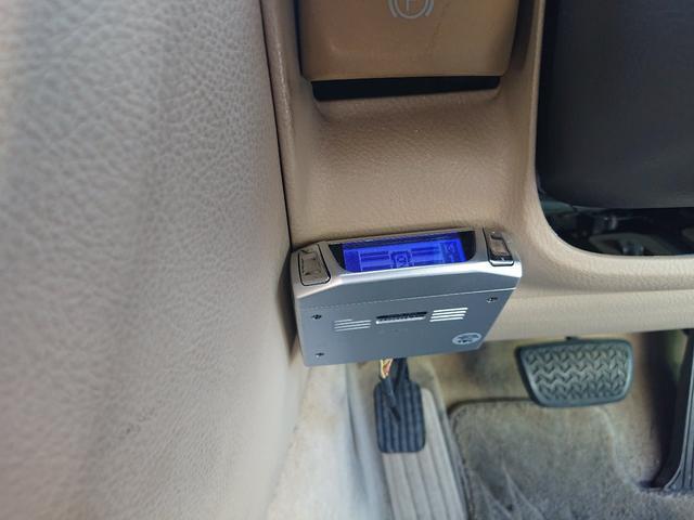 データシステム製エアサスコントローラー付き!車高の上げ下げ自由自在!段差のキツイところは上げて走行は下げてスタイリッシュに