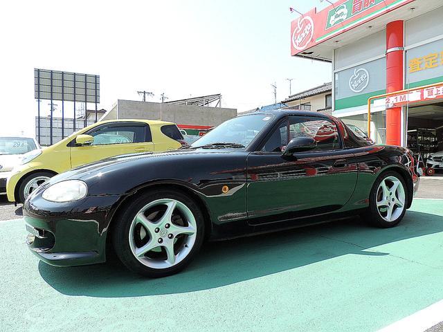 RS ハードトップ 車高調 オートエグゼバンパー(7枚目)