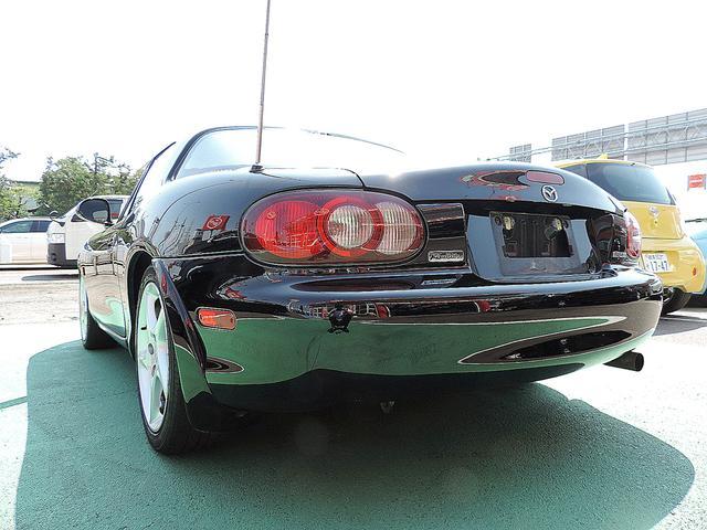 RS ハードトップ 車高調 オートエグゼバンパー(11枚目)