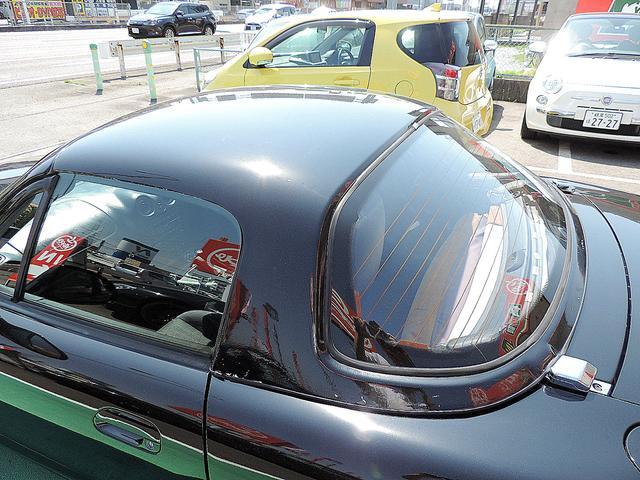 RS ハードトップ 車高調 オートエグゼバンパー(15枚目)
