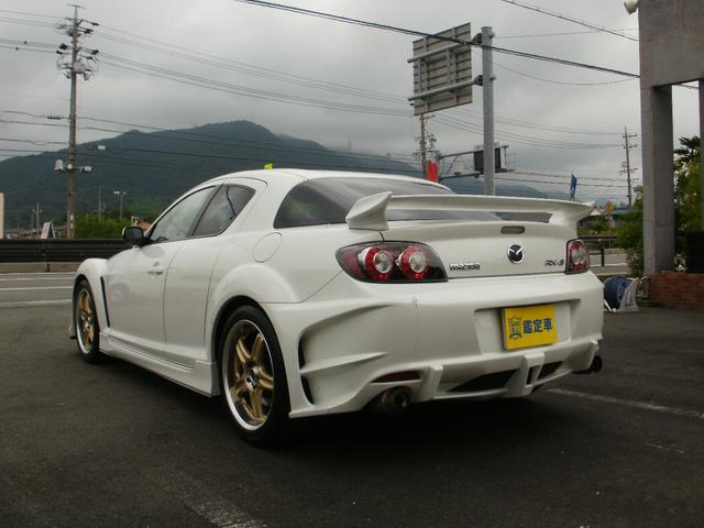「マツダ」「RX-8」「クーペ」「三重県」の中古車8