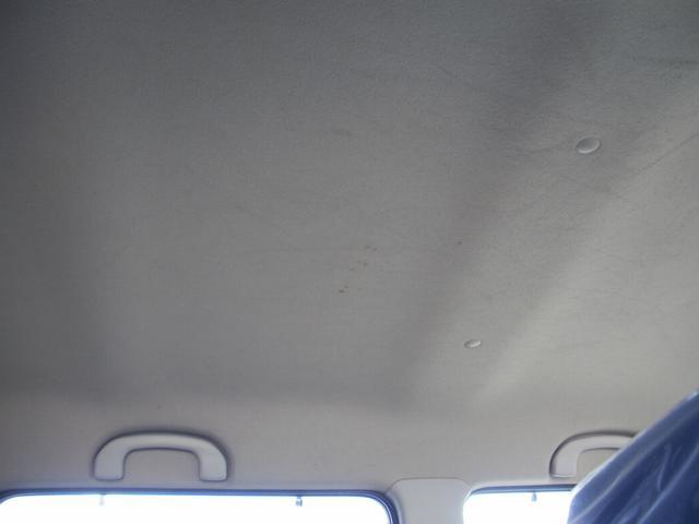 天井もキレイです・禁煙車◎