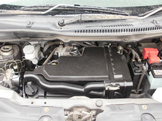 X クラリオンナビ フルセグTV ETC プッシュスタート HID フォグランプ ゴールドエンブレム スマートキー 純正14インチAW チェーン式エンジン 禁煙車(17枚目)