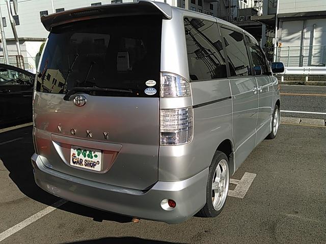 トヨタ ヴォクシー Z HDDナビ HID 4WD