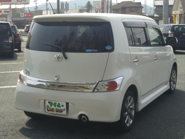 トヨタ bB Z 煌-G ナビ ETC