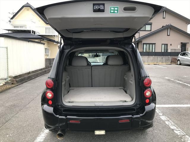 「シボレー」「シボレー HHR」「SUV・クロカン」「岐阜県」の中古車6