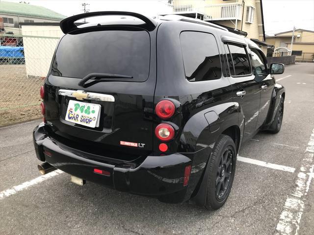 「シボレー」「シボレー HHR」「SUV・クロカン」「岐阜県」の中古車8