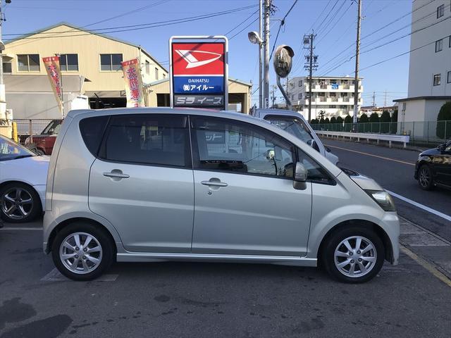 「ダイハツ」「ムーヴ」「コンパクトカー」「愛知県」の中古車4