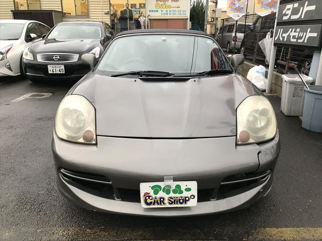 「トヨタ」「MR-S」「オープンカー」「愛知県」の中古車2