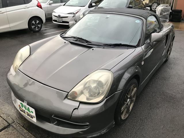 「トヨタ」「MR-S」「オープンカー」「愛知県」の中古車3