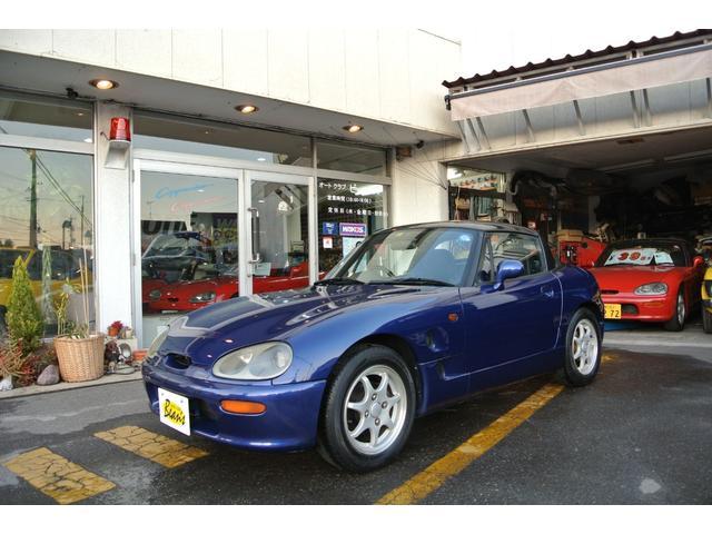 「スズキ」「カプチーノ」「オープンカー」「愛知県」の中古車3