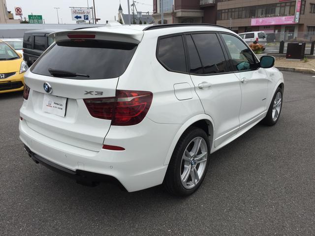 BMW BMW X3 xDrive 35i Mスポーツパッケージ フルセグナビ