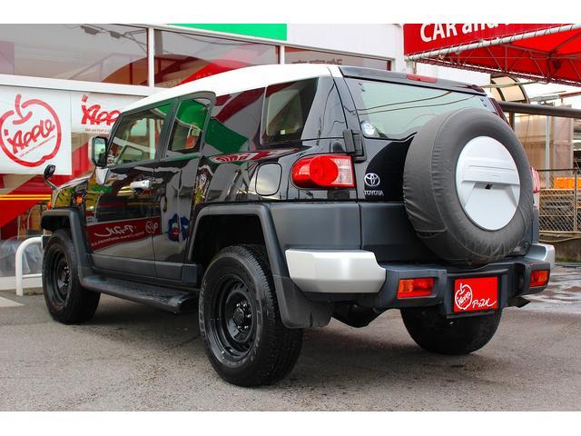 「トヨタ」「FJクルーザー」「SUV・クロカン」「愛知県」の中古車8