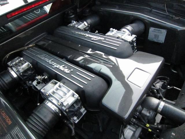 ランボルギーニ ランボルギーニ ムルシエラゴ LP640 ディーラー車 クラッチ交換済 赤革Qチュラ