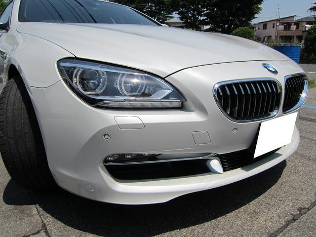 BMW BMW 640iグランクーペ コンフォートPKG ディーラー車