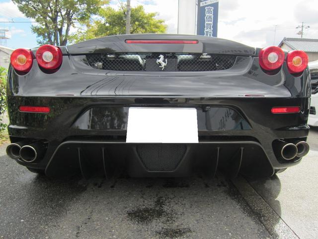 フェラーリ フェラーリ F430スパイダー F1スパイダー D車 カーボンブレーキ 可変付パワークラフト