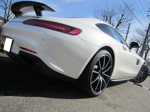 メルセデスAMG メルセデスAMG GT S 全国75台限定 エディション1 ディーラー車 鍛造アルミ
