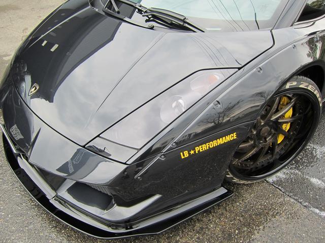 ランボルギーニ ランボルギーニ ガヤルド D車 LBボディKIT Ver3 クラッチ残量80%