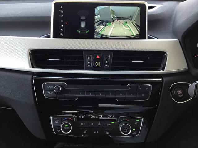 xDrive 18d Mスポーツ 4WD 純正HDDナビ(14枚目)