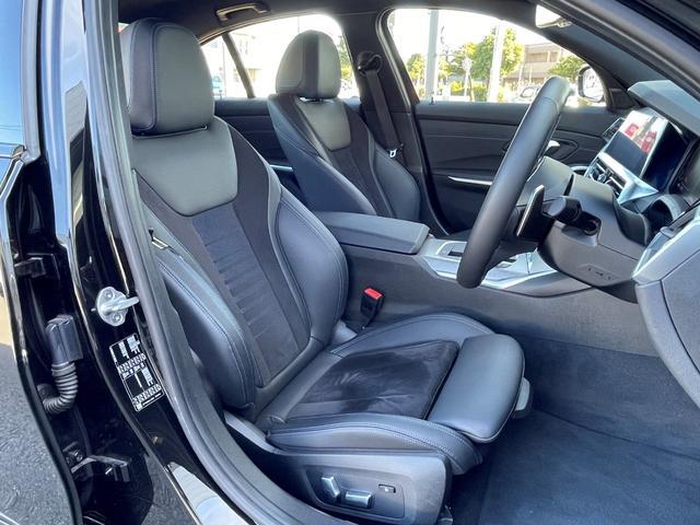 320i Mスポーツ 試乗車UP・コンフォートパッケージ・電動トランク・純正18インチアルミ・シートヒーター・パワーシート・LEDヘッドランプ・全周囲カメラ(11枚目)