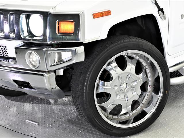 「ハマー」「ハマーH2」「SUV・クロカン」「愛知県」の中古車5