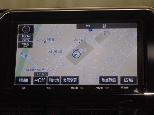 トヨタ C-HR ハイブリッドS SDナビFセグ Bカメラ ETC クルーズC