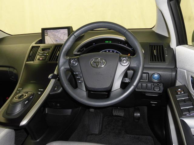 トヨタ SAI 2.4SHDDフルセグDVD再BカメPシートETCクルコン