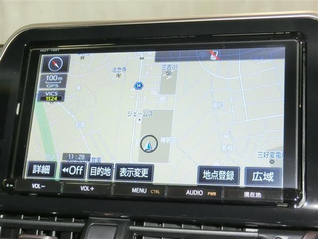 G-T ターボ車TSSP付9型SD地デジDVD再BカメETC(5枚目)