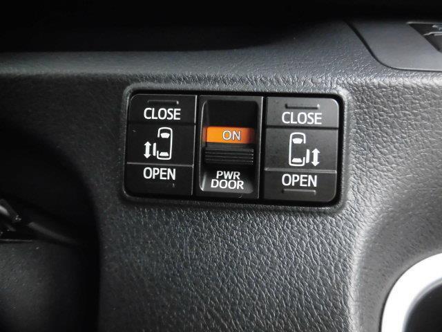 G フルセグ メモリーナビ DVD再生 ミュージックプレイヤー接続可 バックカメラ 衝突被害軽減システム ETC ドラレコ 両側電動スライド LEDヘッドランプ 乗車定員7人 3列シート 記録簿(17枚目)