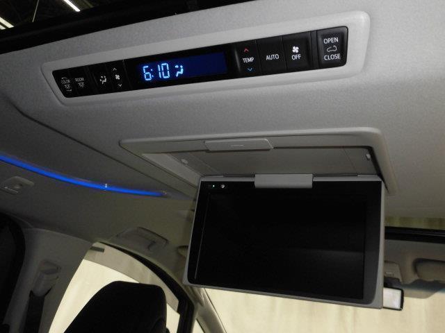 2.5S Cパッケージ サンルーフ フルセグ メモリーナビ DVD再生 ミュージックプレイヤー接続可 バックカメラ 衝突被害軽減システム ETC 両側電動スライド LEDヘッドランプ 乗車定員7人 3列シート(18枚目)