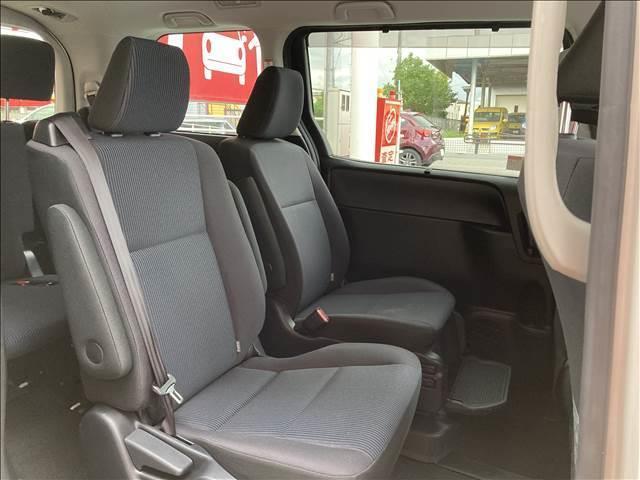 サイドリフトアップシート装着車 X 7人 純正ナビ ETC パワースライドドア 福祉車両(9枚目)