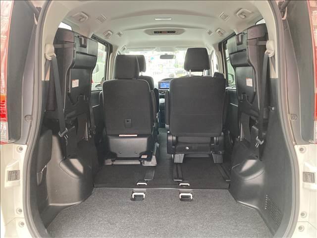 サイドリフトアップシート装着車 X 7人 純正ナビ ETC パワースライドドア 福祉車両(11枚目)