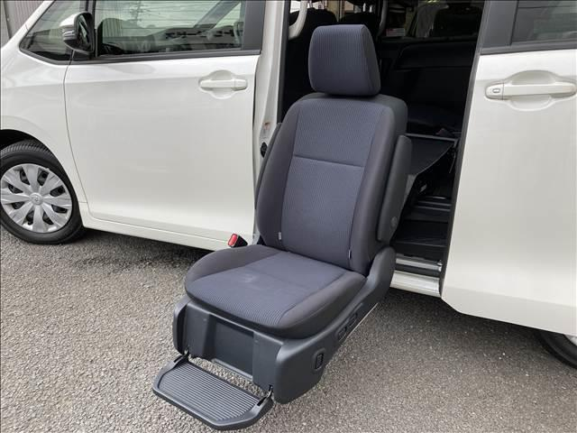 サイドリフトアップシート装着車 X 7人 純正ナビ ETC パワースライドドア 福祉車両(12枚目)