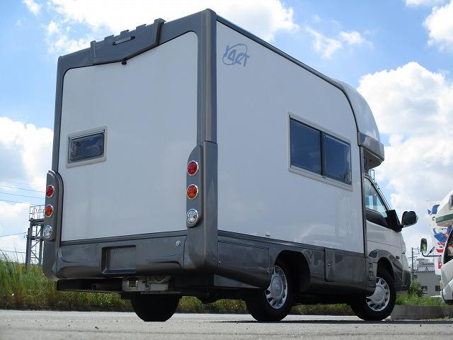 マツダ ボンゴトラック キャンパーアシスト製JOCT BLIGHT 4WD