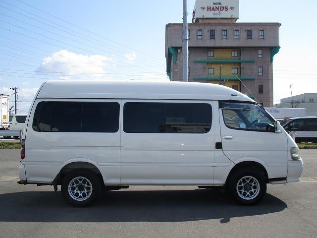 ハタナカ オリジナルキャンパー 4WD 8ナンバー車(7枚目)